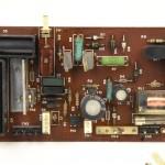 DENON (デノン) DP-80 モータードライブ回路基板 部品面 メンテナンス前