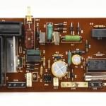 DENON (デノン) DP-80 モータードライブ回路基板 部品面 メンテナンス後