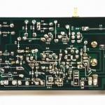 DENON (デノン) DP-80 モータードライブ回路基板 半田面 メンテナンス後
