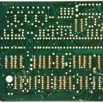 Technics (テクニクス) SP-10mk2 論理回路基板 半田面 メンテナンス前