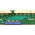 Technics (テクニクス) SP-10mk2 中継回路基板 部品面 メンテナンス前
