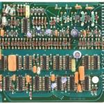 Technics (テクニクス) SP-10mk2 論理回路基板 部品面 メンテナンス前