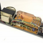 Technics (テクニクス) SP-10mk2 電源ユニット内部 メンテナンス前