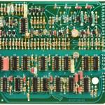 Technics (テクニクス) SP-10mk2 論理回路基板 部品面 メンテナンス後