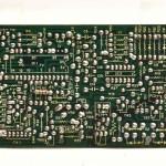 DENON (デノン) DP80 サーボコントロール回路基板 半田面 オーバーホール前