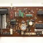 DENON (デノン) DP80 モータードライブ回路基板 部品面 オーバーホール後