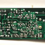 DENON (デノン) DP80 モータードライブ回路基板 半田面 オーバーホール後