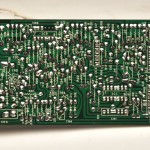 DENON (デノン) DP80 クオーツサーボ回路基板 半田面 オーバーホール後