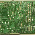 Technics (テクニクス) SP-10mk3 電源・オペレーション回路基板 半田面 オーバーホール後