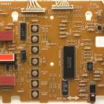 Technics (テクニクス) SP-10mk3 オペレーション回路基板 部品面 オーバーホール後