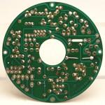 LUXMAN (ラックスマン) PD121 モーター駆動回路基板 半田面 オーバーホール後