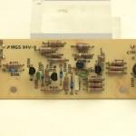 LUXMAN (ラックスマン) PD121 ストロボ回路基板 部品面 オーバーホール後