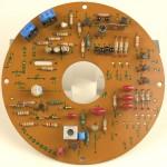 YAMAHA (ヤマハ)YP-1000mk2 駆動回路基板 部品面 オーバーホール後