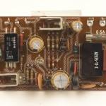 YAMAHA (ヤマハ)YP-1000mk2 電源回路基板 部品面 オーバーホール後