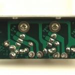 YAMAHA (ヤマハ)YP-1000mk2 パワートランジスタ回路基板 半田面 オーバーホール後