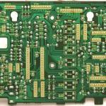 Technics (テクニクス) SP-10mk3 オペレーション回路基板 部半田面 オーバーホール前
