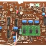 Technics (テクニクス) SP-10mk3 電源・コントロール回路基板 部品面 オーバーホール後