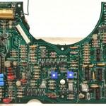 Technics (テクニクス) SP-20 メイン回路基板 部品面 オーバーホール後