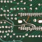 Technics (テクニクス) SP-20 修正した回路パターン