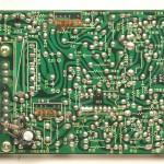 DENON (デノン) DP-6000 サーボアンプ回路基板 半田面  オーバーホール前