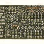 DENON (デノン) DP-6000 位相ロックアンプ回路基板 半田面  オーバーホール前