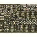 DENON (デノン) DP-6000 位相ロックアンプ回路基板 半田面  オーバーホール後