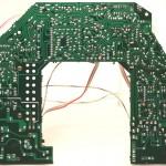 DENON (デノン) DP-60L メイン回路基板 半田面 オーバーホール後