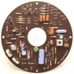Technics (テクニクス) SP-10 駆動回路基板 部品面 オーバーホール前