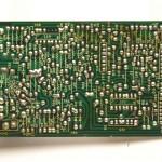 DENON (デノン) DP-80 サーボコントロール回路基板 半田面 オーバーホール前