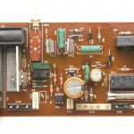 DENON (デノン) DP-80 モーター駆動回路基板 部品面 オーバーホール後