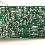 DENON (デノン) DP-80 サーボコントロール駆動回路基板 半田面 オーバーホール後