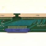 Technics (テクニクス) SP-10mk2 中継回路基板 部品面 オーバーホール前