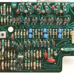 Technics (テクニクス) SP-10mk2 駆動回路基板 部品面 オーバーホール後
