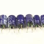 Technics (テクニクス) SP-10mk3 液漏れして緑青が発生した電解コンデンサ