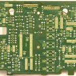 Technics (テクニクス) SP-10mk3 オペレーション回路基板 半田面 オーバーホール前