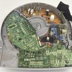Technics (テクニクス) SP-15 内部 オーバーホール前