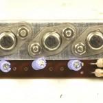 Technics (テクニクス) SP-10 パワートランジスタ回路基板 部品面 オーバーホール前