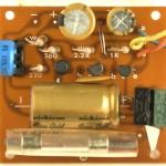 Technics (テクニクス) SP-10 電源回路基板 部品面 オーバーホール後