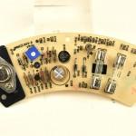 LUXMAN (ラックスマン) PD121 電源回路基板 部品面 オーバーホール後