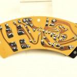 LUXMAN (ラックスマン) PD121 電源回路基板 半田面 オーバーホール後