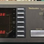 Technics (テクニクス) SP-10mk3 回展数表示異常