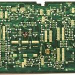 Technics (テクニクス)SP-10mk3 コントロール回路基板 半田面 メンテナンス前