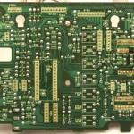 Technics (テクニクス)SP-10mk3 オペレーション回路基板 半田面 メンテナンス前