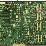 Technics (テクニクス)SP-10mk3 電源・オペレーション回路基板 半田面 メンテナンス後