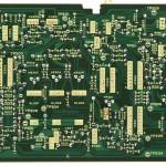 Technics (テクニクス)SP-10mk3 コントロール回路基板 半田面 メンテナンス後