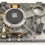 LUXMAN (ラックスマン) PD121 内部 オーバーホール前