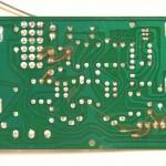 Technics (テクニクス) SP-10mk2 電源回路基板 半田面 オーバーホール前