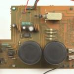 KENWOOD (ケンウッド) L-07D 電源回路基板 部品面 オーバーホール前
