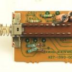 KENWOOD (ケンウッド) L-07D LED回路基板 部品面 オーバーホール前