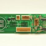 KENWOOD (ケンウッド) L-07D リア回路基板 部品面 オーバーホール後